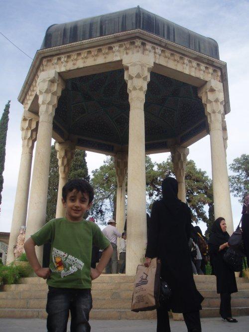 آقاکوچولو در شیراز